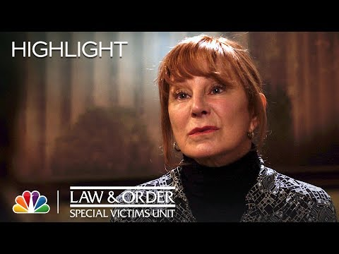 Benson and Stone Take Down Rowan - Law & Order: SVU (Episode Highlight)