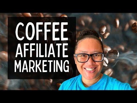 Coffee Affiliate Marketing – Create a Coffee Niche Website [Examples]