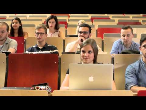 Imagefilm der Rechts- und Wirtschaftswissenschaftlichen Fakultät der Universität Bayreuth