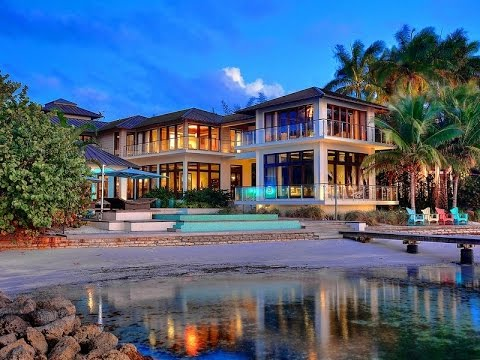 Private Beach Home in Biscayne, Florida