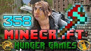 Minecraft: Hunger Games w/Mitch! Game 358 - BETTY THE DIAMOND AXE!