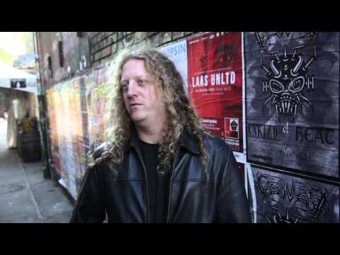 VOIVOD - Target Earth (OFFICIAL EPK)