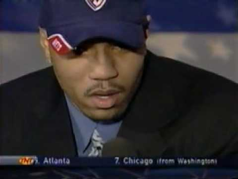 2000 NBA Draft - #1/2 Picks: Kenyon Martin (NJN) and Stromile Swift (VAN) - TNT Coverage