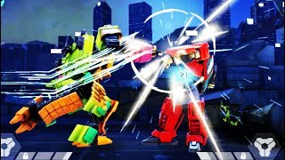 Kid TV Game | The Best Battle Of Bludgeon | Transformers 2017