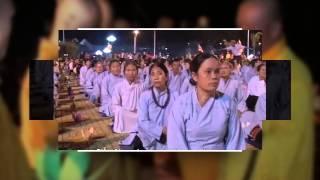 Lễ hội Hoa Đăng - Đăk Mil