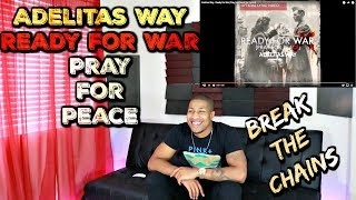Adelitas Way Ready For War Pray For Peace W Lyrics Reaction
