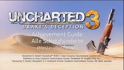 Achievement Guide: Uncharted 3 Drakes Deception - Alle Schätze