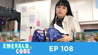 Emerald Code - Emerald Code | Group Work – Part 2 | Season 1 Episode 8 | Get into STEM thumbnail