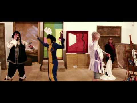 Billederne synger- opera for børn på museum