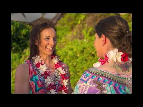 Gay Maui Beach Weddings