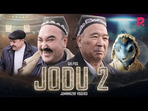 Qalpoq - Jodu 2 (Jumanazar voqeasi) | Калпок - Жоду 2 (Жуманазар вокеаси) (hajviy ko'rsatuv)