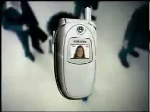 Samsung SGH-E316 Image Commercial