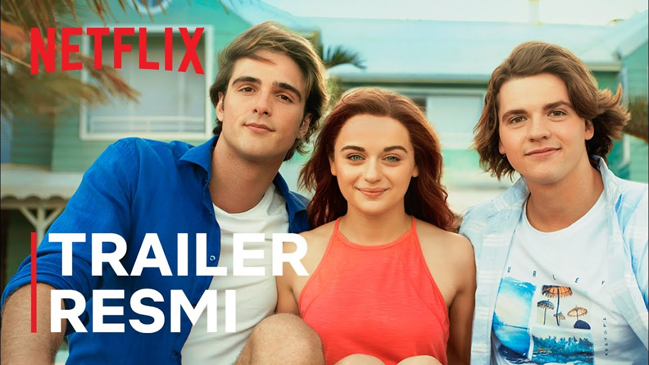 Download The Kissing Booth 3   Trailer Resmi   Netflix