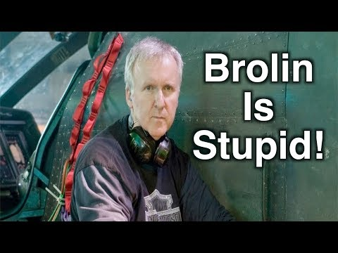 James Cameron Pissed At Josh Brolin, More Twilight Movies!?!? & More