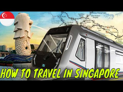 Best way to travel in Singapore | Singapore Travel Tips