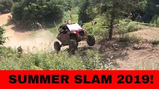 A BIG SURPRISE AT SUMMER SLAM 2019 WITH EAST COAST SXS ATVENTURES!