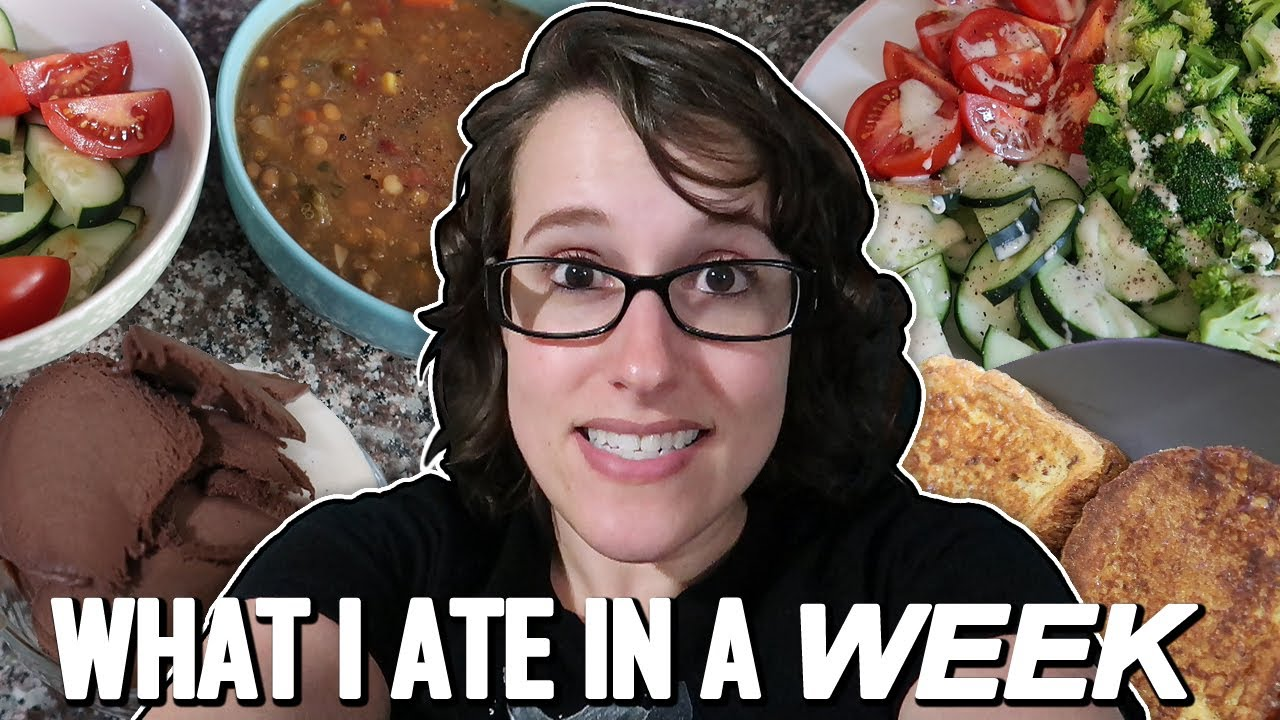 What I Ate In A Week As A Vegan Mom (pandemic, wildfires, and a chipped tooth)