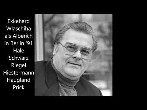 Wagner: Das Rheingold (DOB 1991, Wlaschiha, Hale, Schwarz)