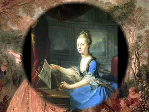 Tribute to the 18th Century With Pictures and Music