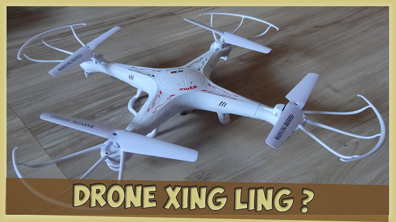 Unboxing e review DRONE xing ling by Aliexpress