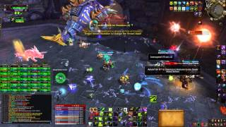 Huhuholics vs Horridon 25man Heroic