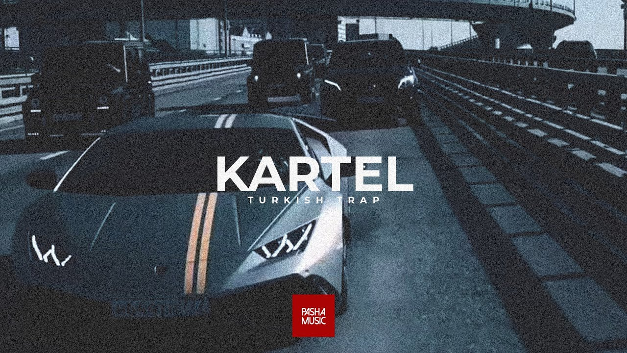 Pasha Music ►KARTEL◄ | Turkish Saz Trap Rap Beat | Mafya Müziği