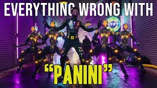 "Everything Wrong With Lil Nas X - ""Panini"""