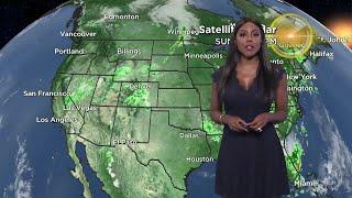CBSLA  Weather Brief - PM Edition (July 22)