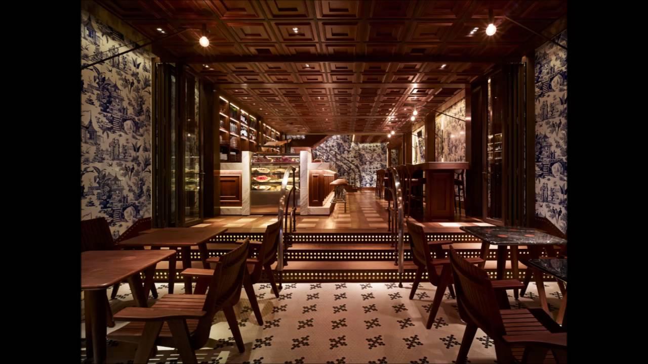 Classic Table Design Ideas For Modern Restaurant Interior