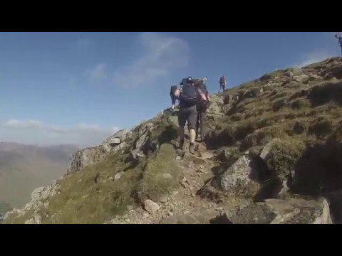 Lake District 24 Peaks Charity Challenge - Day 1