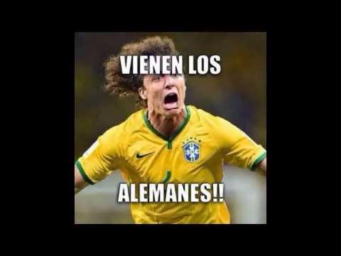 Todos los memes Humillacion BRASIL VS ALEMANIA| LOS MEJORES MEMES | Brasil vs Alemania 7-1