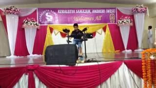 Siddharth Nair's rocking drumbeats on Sinbad the Sailor18 September 2016