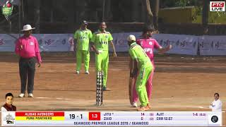 PUNE PANTHERS vs ALIBAG AVENGERS AT SSPL 2019 / SEAWOOD / FINAL DAY
