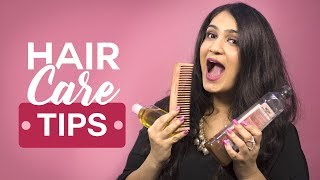 How to grow hair healthy and long | Hair Care Tips | Fashion | Pinkvilla​