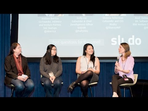 Women in Tech Festival 2017: VC Funding Successes and Challenges