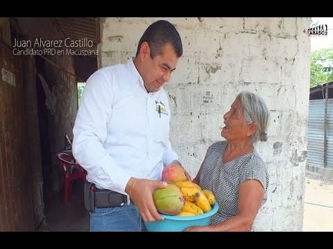 Listo el fraude del PRD en Macuspana;  candidato prepara grupos de choque