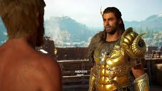 Assassin's Creed Odyssey: Dziedzictwo Pierwszego Ostrza DLC #06 - Koniec DLC! | Vertez