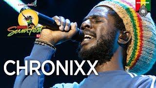 Chronixx, Mr. Eazi & Chronicle live at Reggae Sumfest 2019