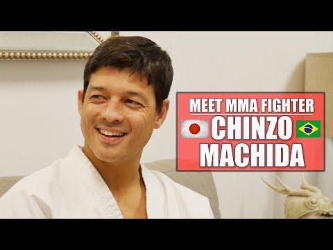 Growing Up in Brazil and Karate Training | Meet a Halfie: Chinzo Machida | Professional MMA Fighter