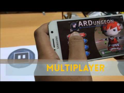 ARDUNGEON Multiplayer Augmented Reality Game (1st Winner NCAR)