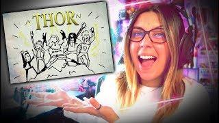 LAS MEJORES CANCIONES DEL MUNDO!! DESTRIPANDO LA HISTORIA  canciones parodia  patty dragona