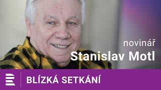 Stanislav Motl o nových projektech, metodách bádání a lidských tajemstvích