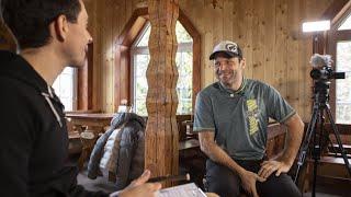 Zakladatel B7 a horolezec Libor Uher - celý rozhovor