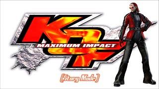 KOF: Maximum Impact - Alba Meira (Story Mode)