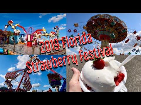 2019 Florida Strawberry Festival