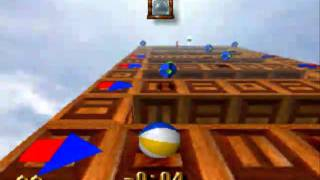 Roll Away (PS1) - Time Trial (Hard), -6:23
