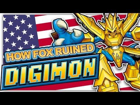The Digimon Movie: The WORST Dub Ever Billiam