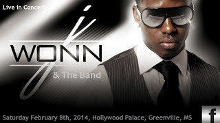 """I got this record"" Jwonn  and Avail Hollywood in Concert."