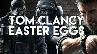 Top 10 Tom Clancy Game Easter Eggs & Secrets