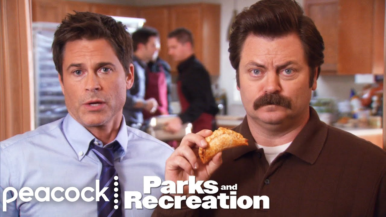 Mini Calzones - Parks and Recreation